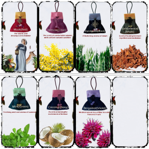 Traditional Aroma pouch set