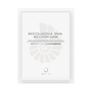 [serazena] Biocollagen Snail Recovery Mask(25ml*10)