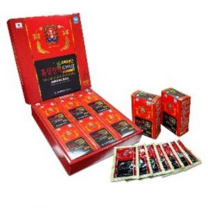 Korean 6 Years Red Ginseng Drink Premium