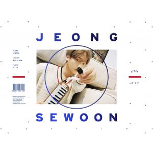 [Jung Se Woon]  AFTER Glow Ver. (Mini Album Vol.1 Part.2)