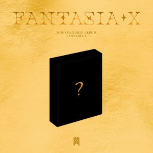 pre-order [MONSTA X] - Mini Album [FANTASIA X] (Kit Album)