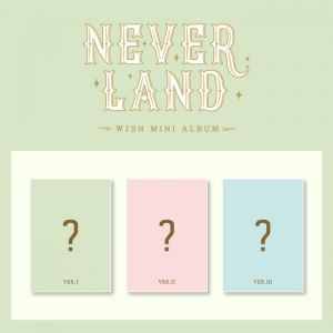 [SET] [WJSN(Cosmic Girls)] - Mini Album [Neverland] (VER.Ⅰ + VER.Ⅱ + VER.Ⅲ)