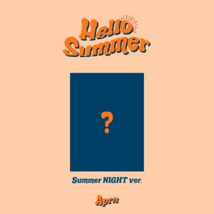 [APRIL] - Summer Special Album [Hello Summer] (Summer NIGHT Ver.)