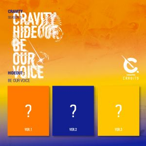 CRAVITY - SEASON3. [HIDEOUT : BE OUR VOICE] Random Ver.
