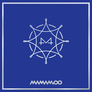 Pre-order [MAMAMOO] Mini Album Vol.8 - BLUE;S