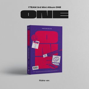 pre-order 1TEAM - Mini Album Vol.3 [ONE] (Make Ver.)