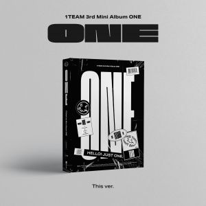 pre-order 1TEAM - Mini Album Vol.3 [ONE] (This Ver.)
