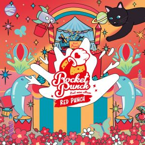 pre-order [ROCKET PUNCH] - Mini Album Vol.2 [RED PUNCH]