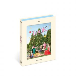 pre-order [Apink] - Mini Album Vol.9 [LOOK] (YOS Ver.)