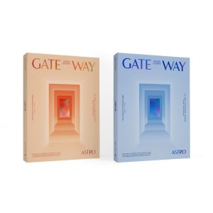 pre-order [SET][ASTRO] - Mini Album Vol.7 [GATEWAY] (TIME TRAVELER + ANOTHER WORLD Ver.)