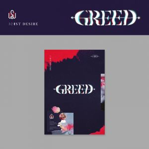 [KIM WOO SEOK] - Solo Album Vol.1 [GREED] (K Ver.)