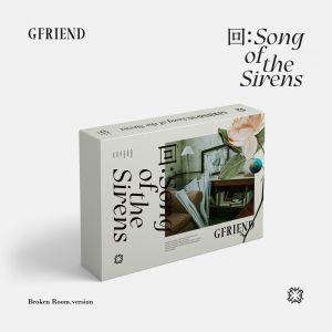 [GFRIEND] - Album [回:Song of the Sirens] (B ver.)