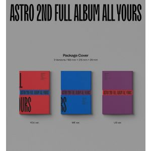 ASTRO - Album Vol.2 [All Yours]
