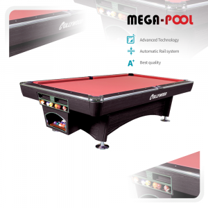 MEGAPOOL - Pocket Billiard table