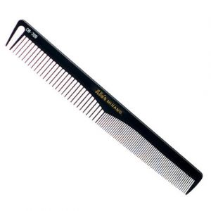 "[Mijjang] Carbon Ceramic Hair Cutting Comb 709 (18.5 cm 7.2"")"