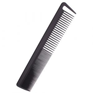 "[Mijjang] Carbon Ceramic Hair Cutting Comb 710 (19.1cm 7.5"")"