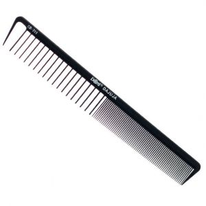 "[Mijjang] Carbon Ceramic Hair Cutting Comb 711 (20.5 cm 8"")"