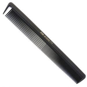 "[Mijjang] Carbon Ceramic Hair Cutting Comb 712 (22.3cm 8.7"")"