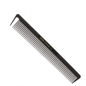 "[Mijjang] Carbon Ceramic Hair Cutting Comb 713 (20.2cm 7.9"")"