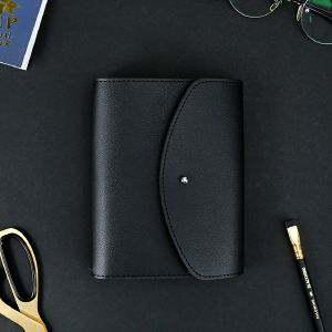 Mini Shil Note Binder - Black
