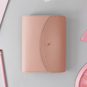 Mini Shil Note Binder - Pink