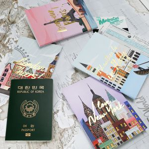 Mini Shil Note - Travel Series