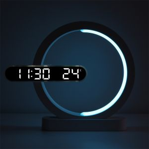 Moonlight Dual LED Clock