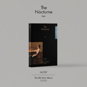 [NU'EST] - Mini Album Vol.8 [The Nocturne] (Ver.1)