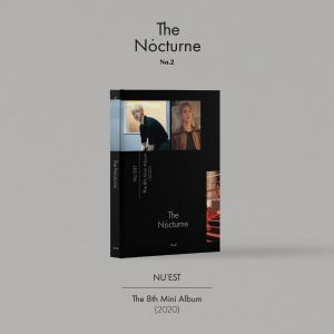 [NU'EST] - Mini Album Vol.8 [The Nocturne] (Ver.2)
