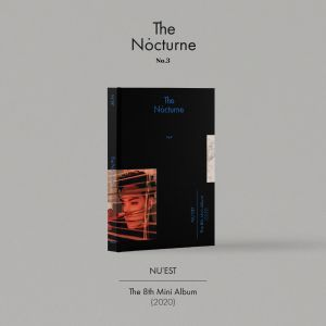 [NU'EST] - Mini Album Vol.8 [The Nocturne] (Ver.3)