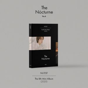 [NU'EST] - Mini Album Vol.8 [The Nocturne] (Ver.4)