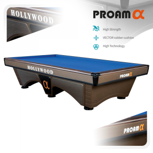 PROAM a - Carom Billiard table
