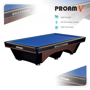 PROAM V - Carom Billiard table