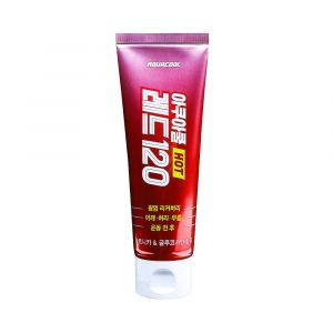 [AQUACOOL] AQUACOOL RED 120 Heat Therapy Gel 120ml(4oz)