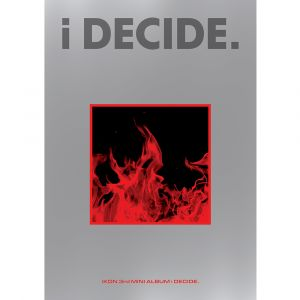 pre-order [iKON] - Mini Album Vol.3 [i DECIDE] (RED Ver.)