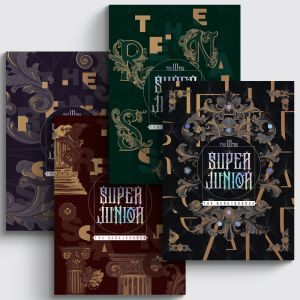 SUPER JUNIOR -  Album Vol.10 [The Renaissance] (The Renaissance Style) (SET)