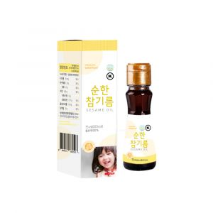 BEBEFOOD - SESAME OIL 75ml
