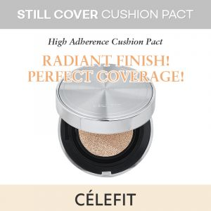 CELEFIT - Still Cover Cushion Pact (3shades)