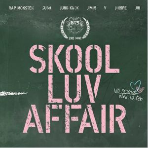 [BTS] Skool Luv Affair (Mini Album Vol. 2)
