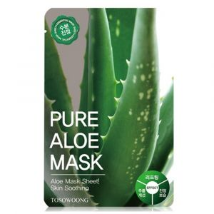 TOSOWOONG Pure Aloe Mask 10pcs