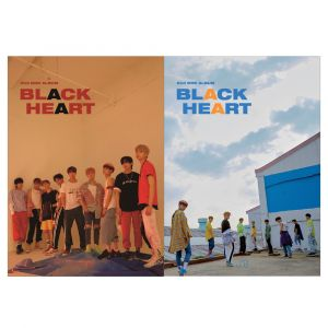[UNB] BLACK HEART (Mini Album Vol.2)