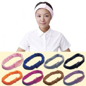 [Yodel] Acrylic Towel Hair Band