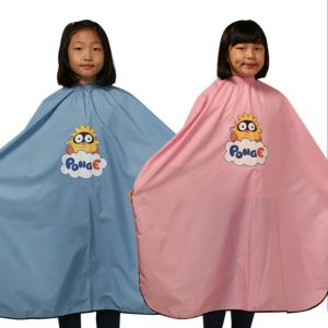 [Yodel] MD2006 Pong Children Kids Hair Salon Cut Cape (2 Colors)