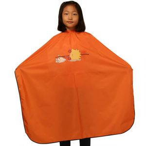 [Yodel] MD2012 Pong Kids Hair Salon Cut Cape (Orange)