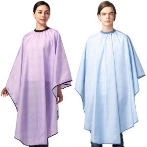 [Yodel] MD208 Model Dewspo Check Hair Salon Cut Cape (2 Colors)