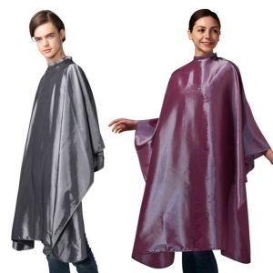 [Yodel] SP004 N/P Raw Hair Salon Cut Cape (2 Colors)