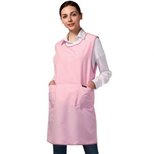 [Yodel] MD3025 Pastel I Hair Salon Apron (Pink)