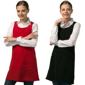 [Yodel] YA057 Pogny Hair Salon Apron (2 Colors)