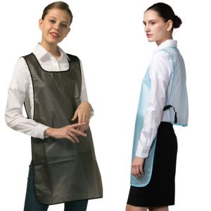 [Yodel] YA034 Mesh Semitransparent Hair Salon Apron (2 Colors)