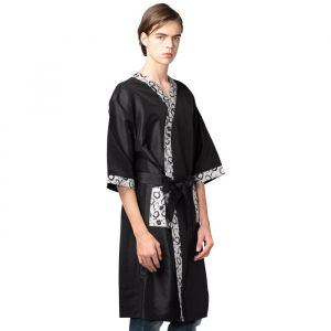 [Yodel] YG015 Pebble Pattern  Hair Robe